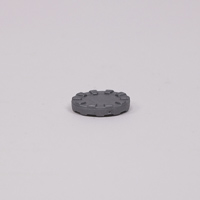 15mm Stacking Counter Silver