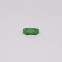 15mm Stacking Counter Green
