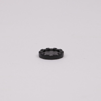 15mm Stacking Counter Black