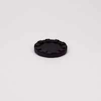 30mm Stacking Counter Black