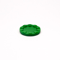 30mm Stacking Counter Green