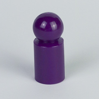 Ball Pawn Purple