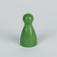Halma Pawn Green