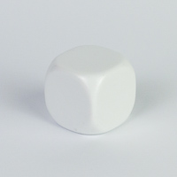 22mm Blank Cube