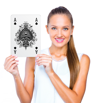A4 Playing Card