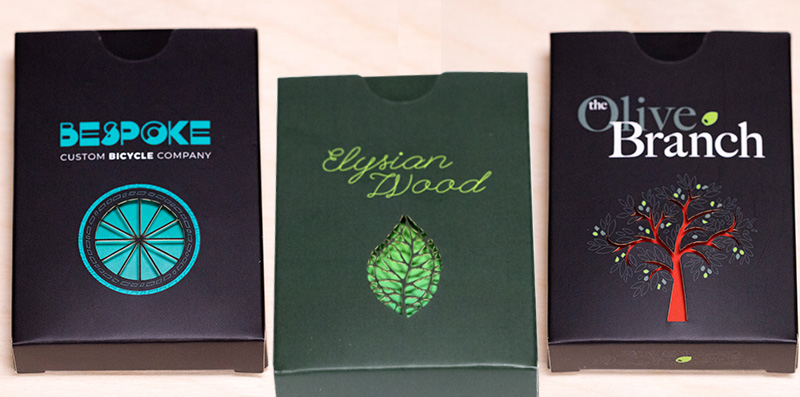 examples of laser cut tuck boxes