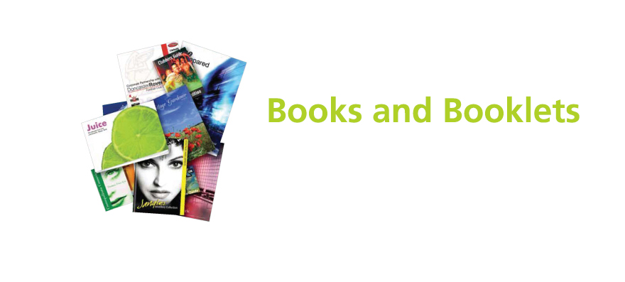 Books and Booklets