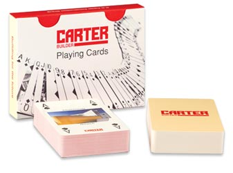 Carter Playing Cards