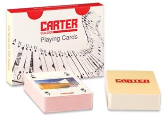 Carter Playing Cards