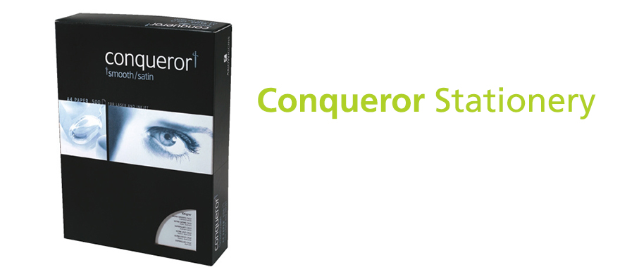 Conqueror Stationery