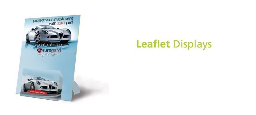 Leaflet Display
