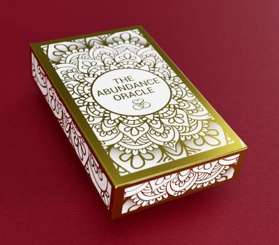 Gold custom luxury rigid boxes