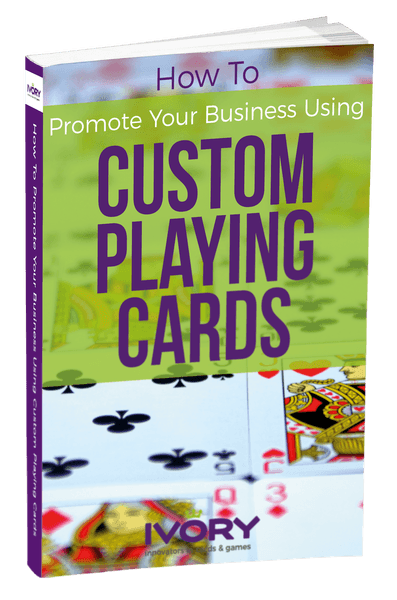 Promote Your Business Using Custom Playing Cards