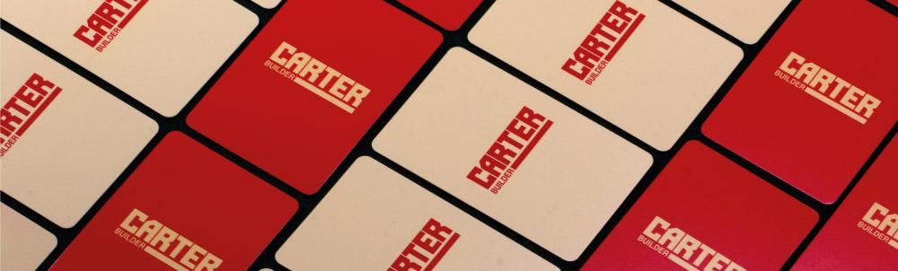 Carter Builder Cards