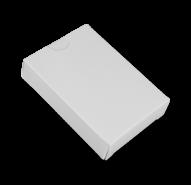 Plain White Boxes